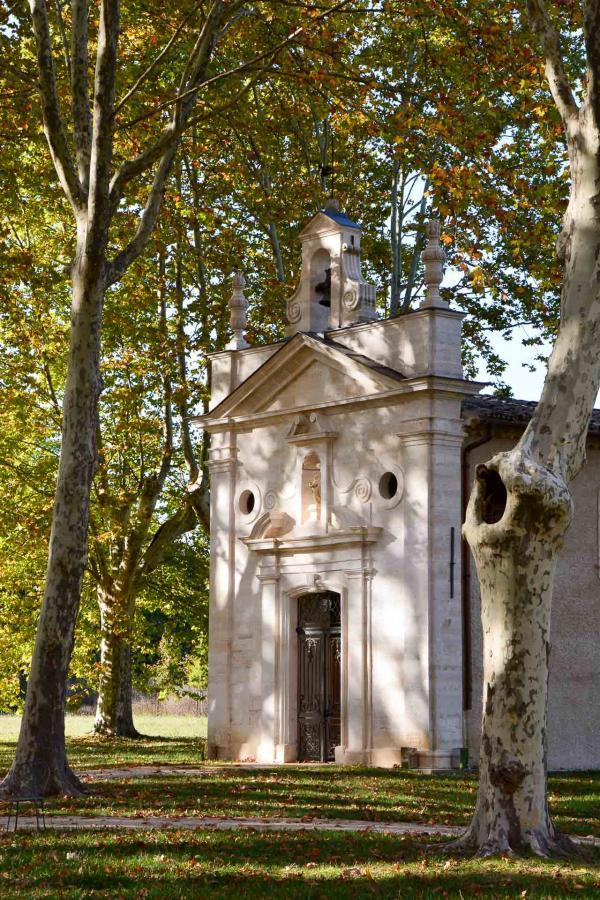 La chapelle © Emmanuel Laveran