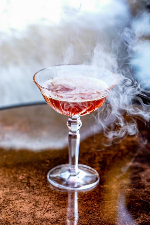 Cocktail au Meige © Benedetta Chiala