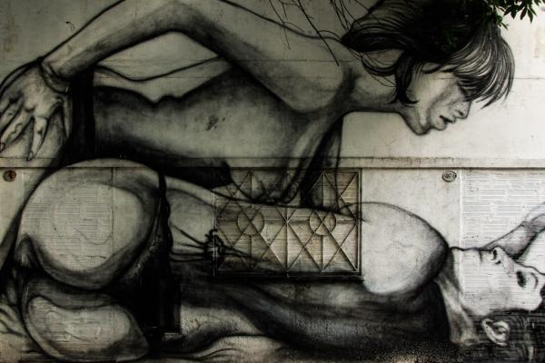 Street Art dans Palermo Viejo | © Cédric Aubert