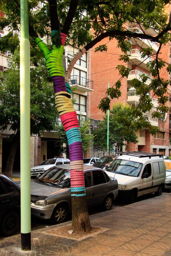 Tree Art dans Palermo Viejo | © Cédric Aubert