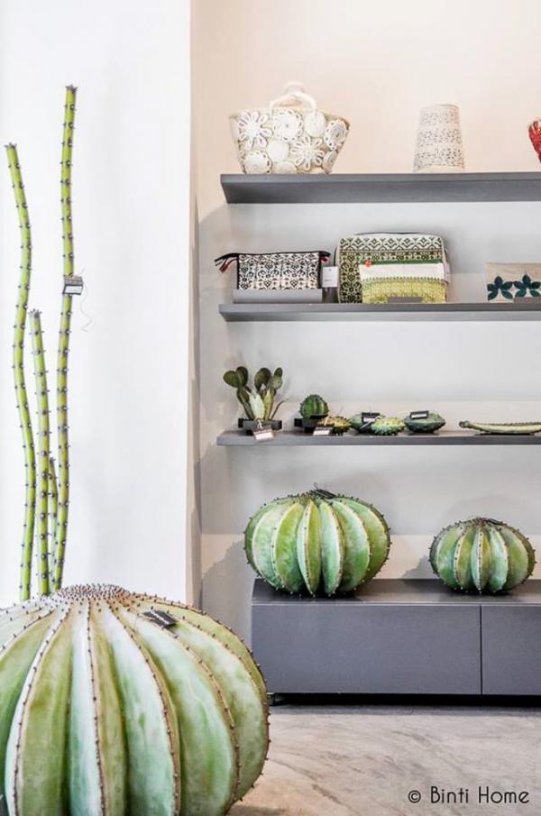 A l'intérieur du concept store tendance 33 rue Majorelle | © Binti Home / 33 rue Majorelle