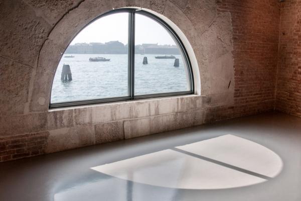 Intérieur de la Punta della Dogana où est hébergée la Collection François Pinault | © Flickr CC – aglet - https://flic.kr/p/gqsX83