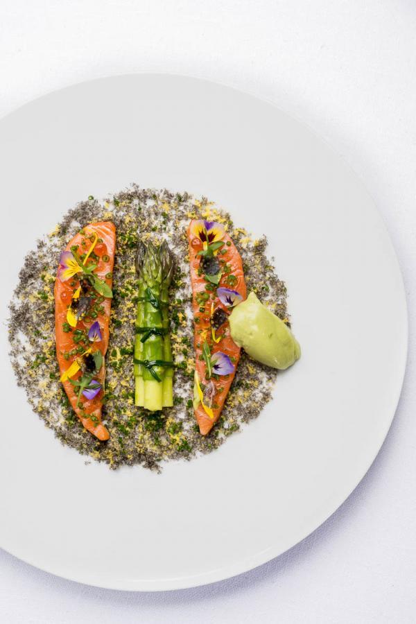Domaine Les Crayères – Restaurant Le Parc © Anne-Emmanuelle Thion