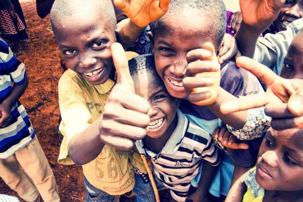 La mission à Bobo-Dioulasso est le moment émouvant et motivant où nous nous rendons réellement compte des résultats du travail que nous fournissons à 4000 km de là à Lille. © Antoine Debontride