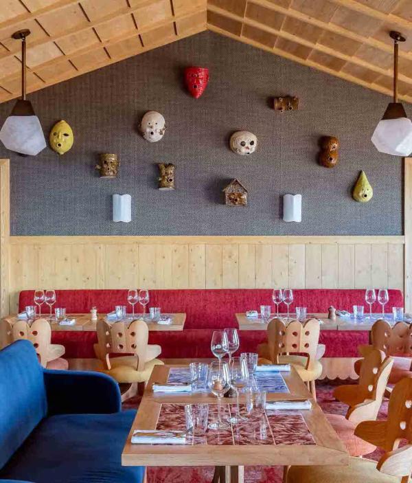 Le Coucou – Restaurant Beefbar © Jérôme Galland