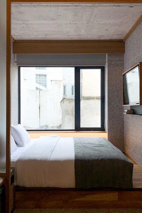 ERGON House Athens - Chambre côté hôtel © YONDER.fr