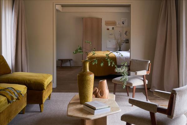 Hôtel Les Sources de Cheverny | Suite du Hameau du Marais © MPMorel