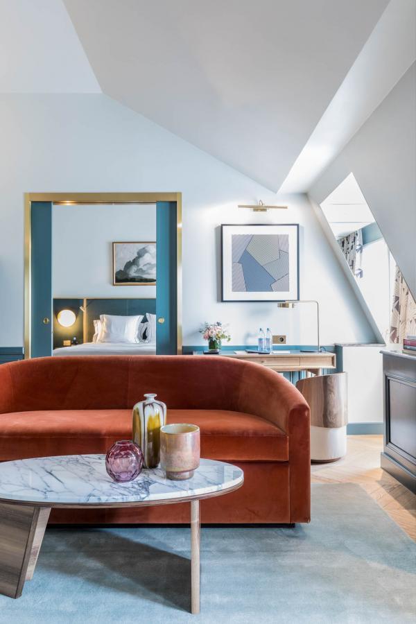 Hôtel Grand Powers | Elegant Suite © DR