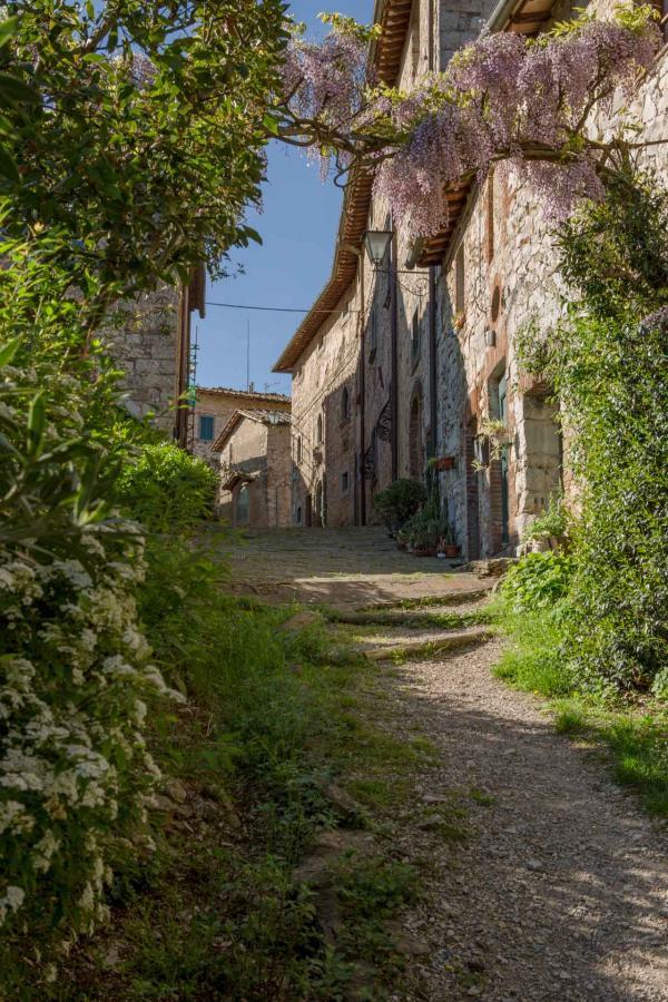 Castello di Fonterutoli – Bourg © DR