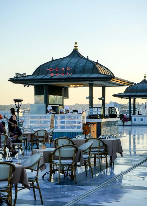 Four Seasons Hotel Istanbul at the Bosphorus – Restaurant Ocakbaşi © MB YONDER.fr