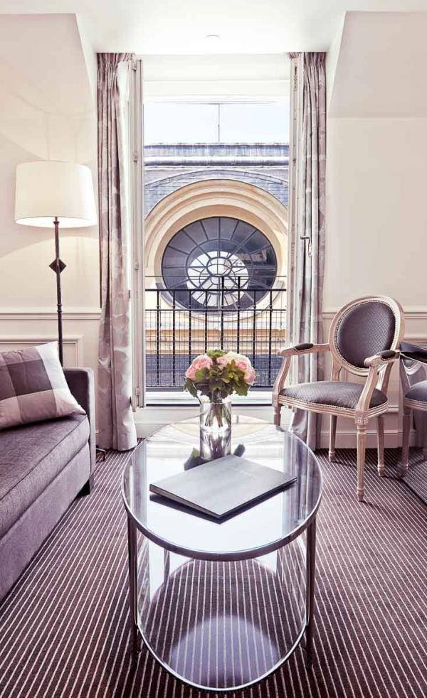 Grand Hôtel du Palais Royal | Junior Suite © DR
