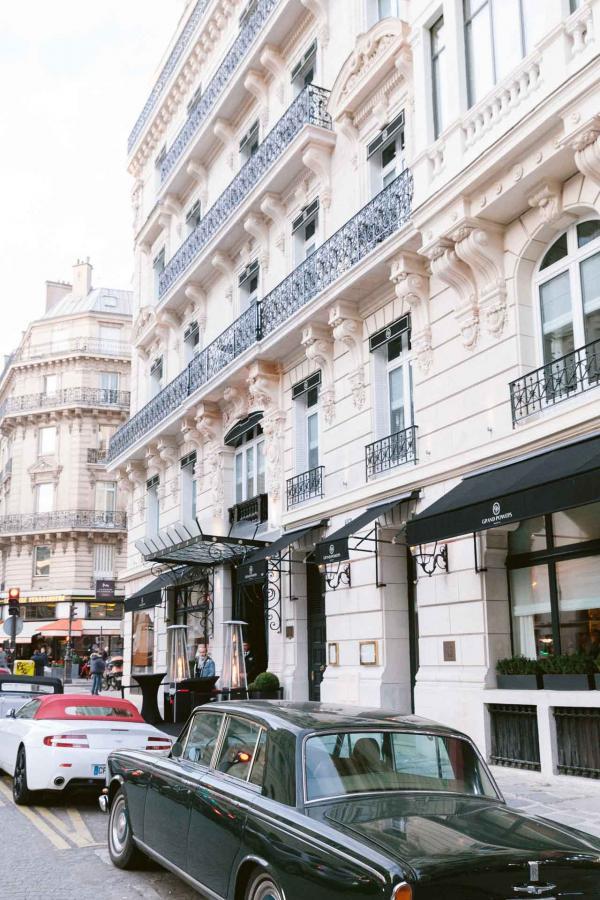 Hôtel Grand Powers © Alexandre Rodalis