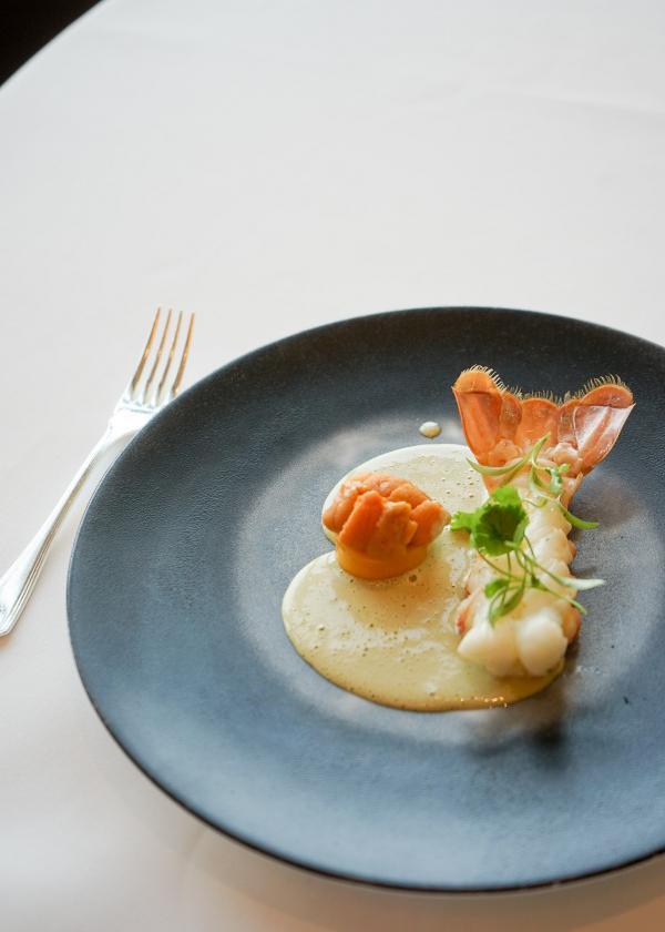 Caprice : la grande cuisine française de Guillaume Galliot © MB / YONDER.fr