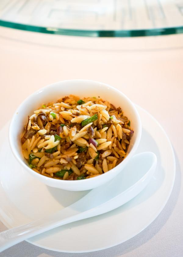 Lung King Heen – Un plat de riz conclut le repas © MB/YONDER.fr