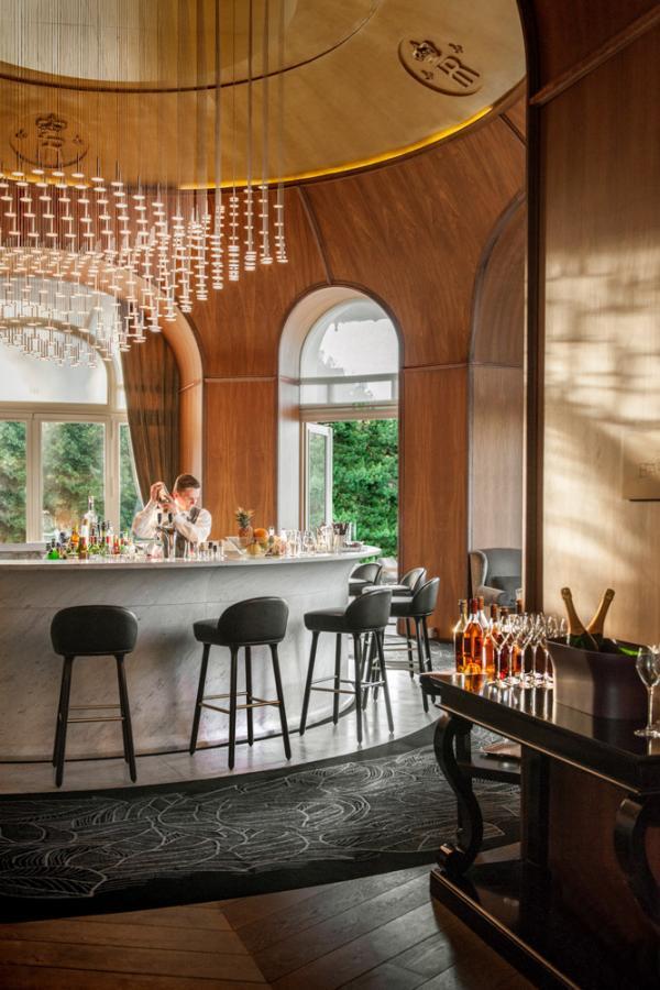 Hotel Royal Evian — Le Bar © DR