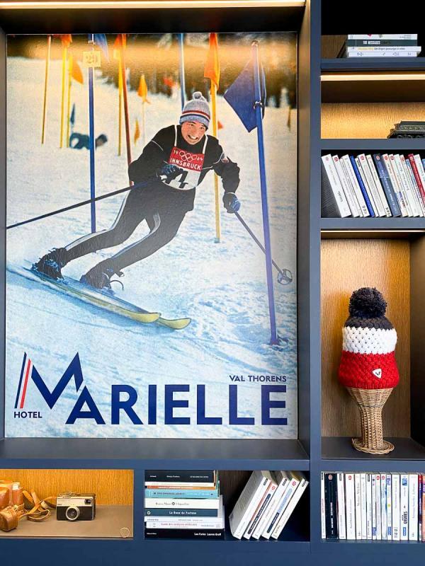 Hôtel Marielle (Val Thorens) - Détails de décoration © YONDER.fr   EL