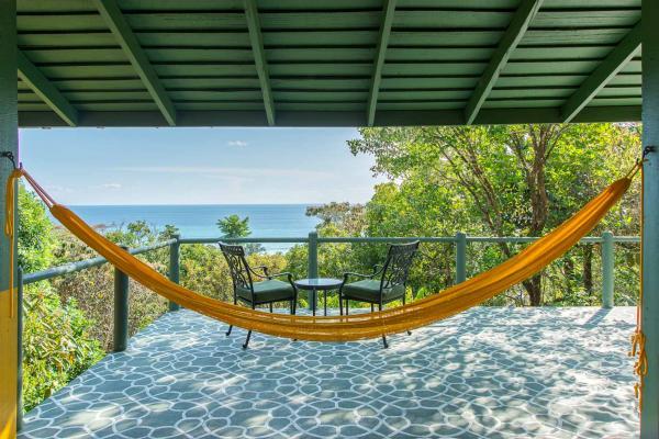 Tiskita Jungle Lodge - Chambre avec vue (et hamac !) © DR