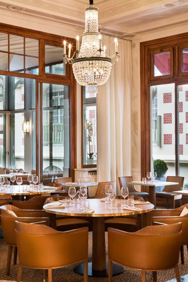 Hôtel Barrière Le Normandy | Restaurant © Fabrice Rambert