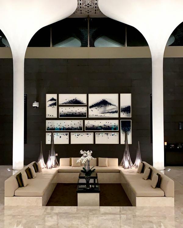 Kempinski Hotel Muscat Oman © YONDER.fr