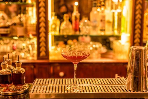 À la carte du Bar, quelques mocktails (des cocktails sans alcool) © Solli Kanani