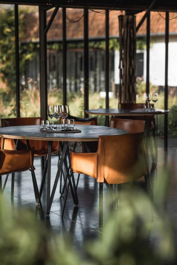 La Grenouillère – Restaurant © Studio Papie aime Mamie