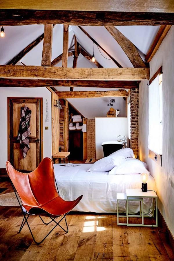 La Maison de la Source abrite les es nouvelles suites de La Grenouillère © DR