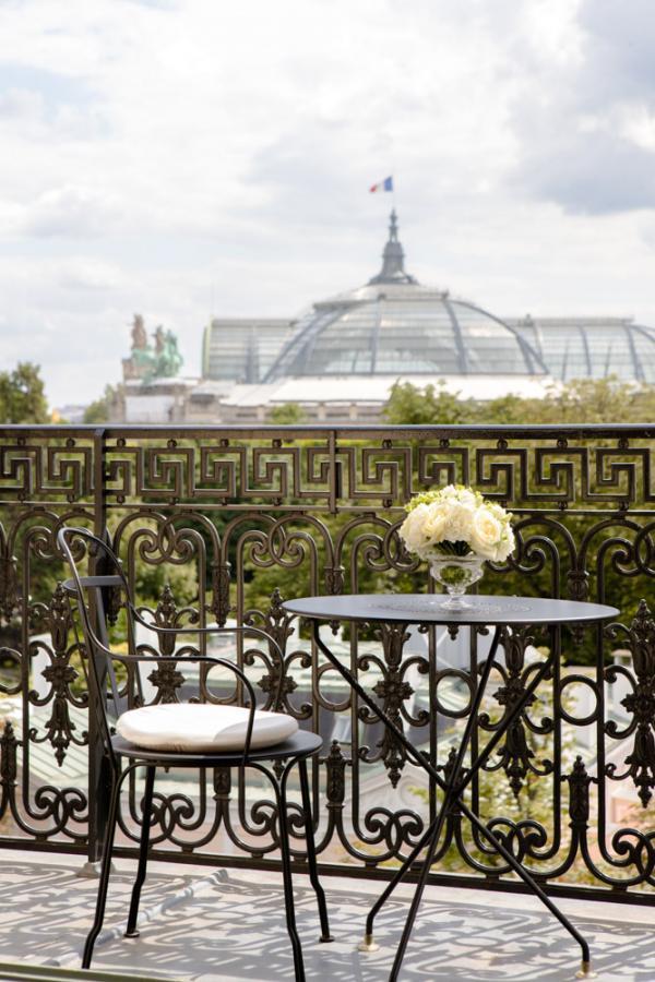 La Réserve Paris — vue Grand Palais © Grégoire Gardette