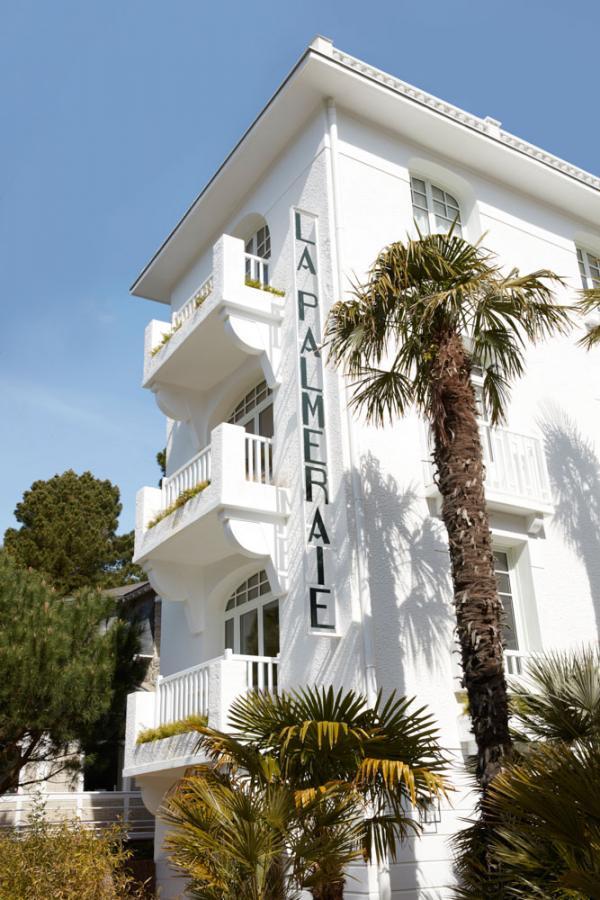Hôtel La Palmeraie – Façade © La Palmeraie
