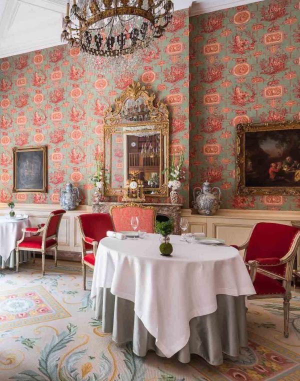 Le Clarence – Salle à manger Lestonnac © Le Clarence