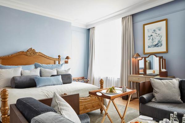 Lympstone Manor Hotel – Chambre © DR