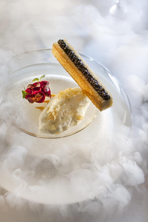 Thierry Marx est à la tête du restaurant Sur Mesure au Mandarin Oriental Paris © Mandarin Oriental