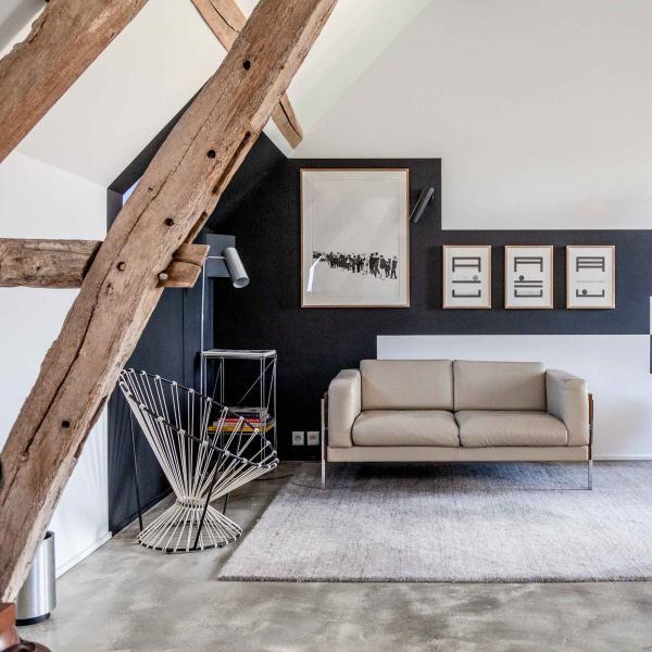Maison Ceronne (Perche) © DR