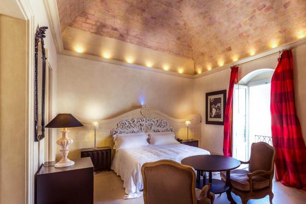 Palazzo Gattini Luxury Hotel – Junior Suite © Palazzo Gattini Luxury Hotel