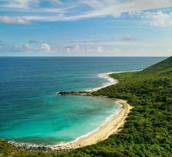 Plage de Petites Cayes © Fabian Charbonnier