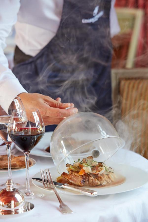 Château d'Audrieu – Restaurant Le Séran © Antoine Schramm