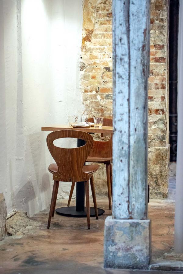 Pouliche - Intérieur du restaurant © Benedetta Chiala