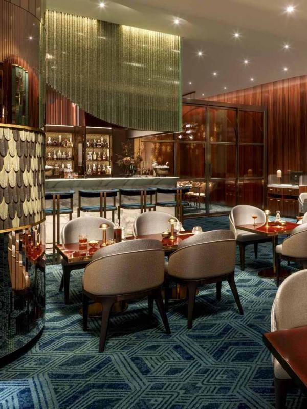 Hôtel Prince de Galles — Bar Le 19.20 © DR