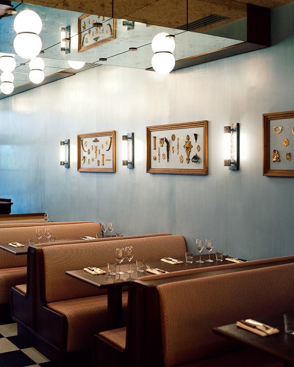 Brasserie Rosie (Paris 11e) – Intérieurs © DR