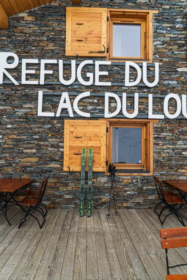Refuge du Lac du Lou © Vincent Lottenberg