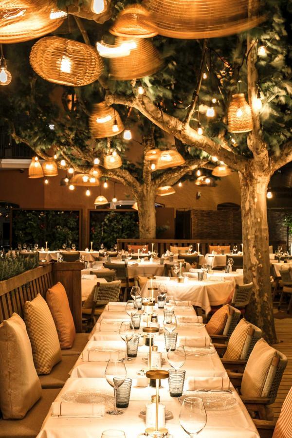 Le restaurant Cucina Byblos © Hotel Byblos Saint Tropez