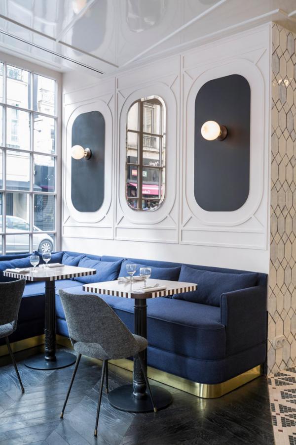 Hôtel Panache –Restaurant © Romain Ricard