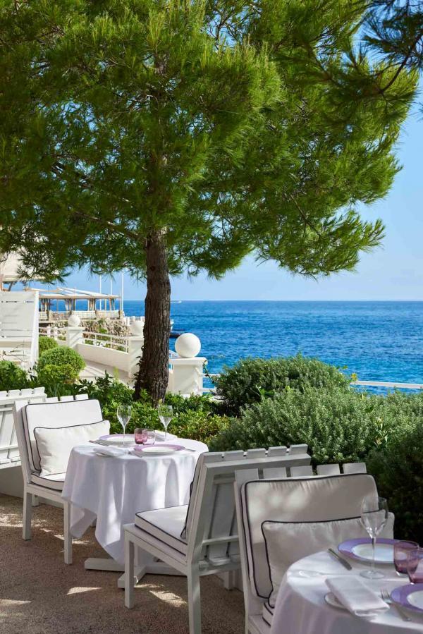 Terrasse de l'Elsa © Monte-Carlo Société des Bains de Mer