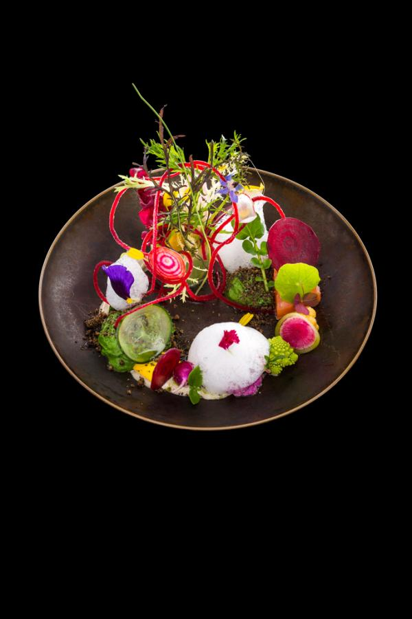 Salade de légumes croquants - © Richard Haughton
