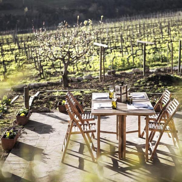 Salchetto – Déjeuner dans les vignes © DR