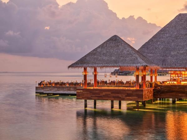 JOALI Maldives | Restaurant Saoke © DR