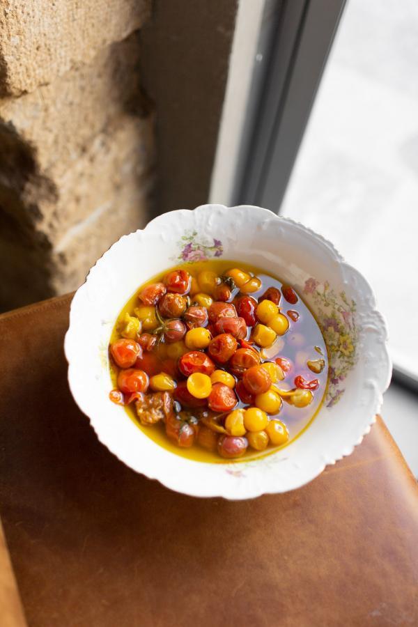 Assaf Granit pour le restaurant Shabour (Paris) © The Social Food