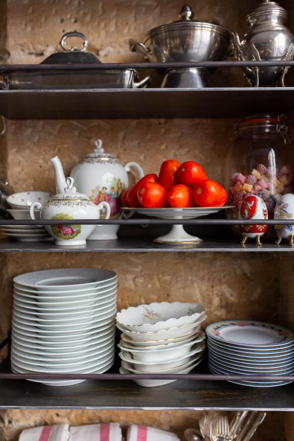 Détails de décoration au restaurant Shabour (Paris) © The Social Food