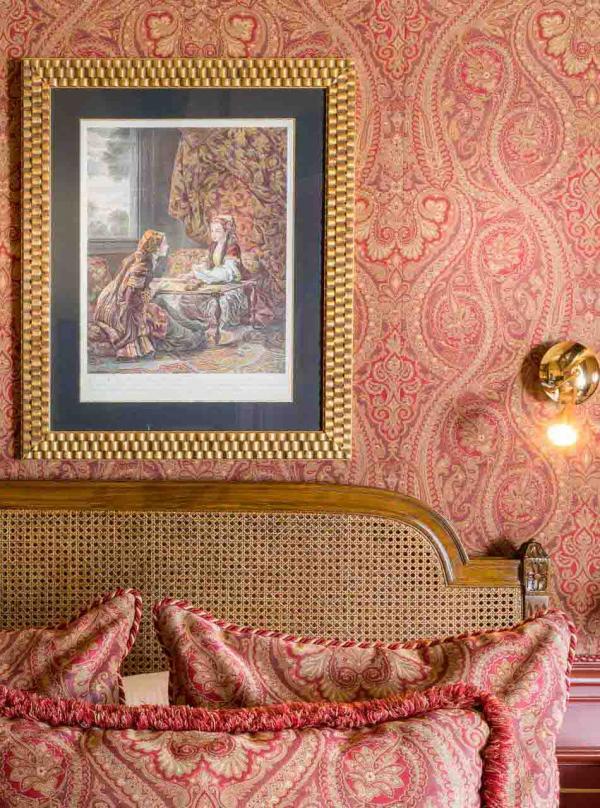 Hôtel de Toiras | Suite Pierre Loti © DR