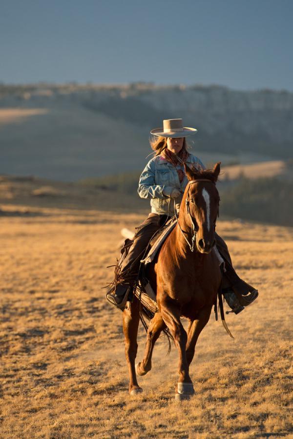 The Hideout Lodge & Guest Ranch © DR