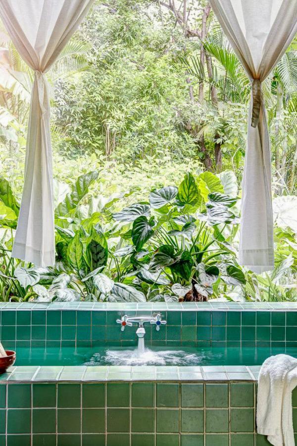 The Harmony Hotel, Nosara - Salle de bain © DR
